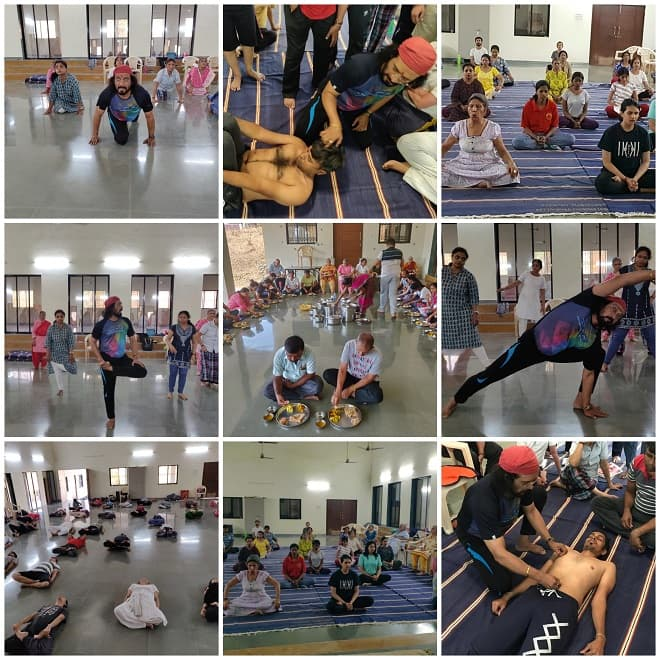 Activity - residential-kriya-yoga-camp