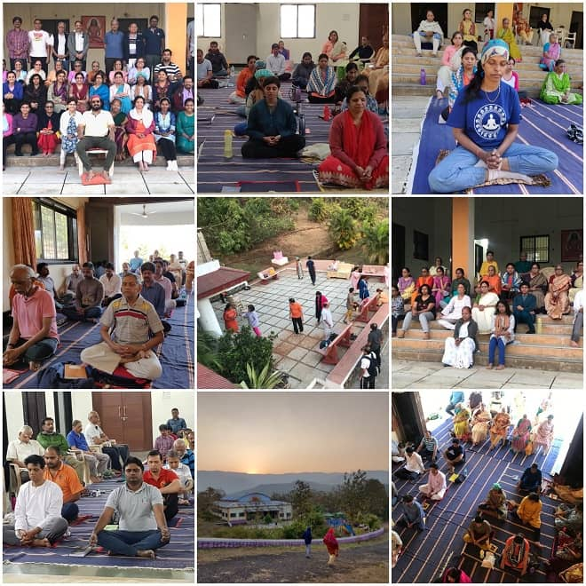 Activity - vipassana