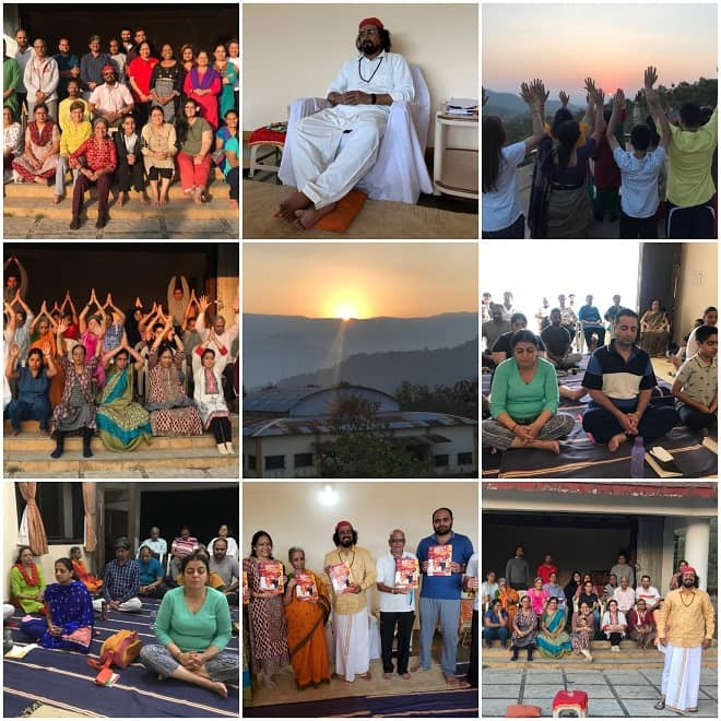 Activity - vipassana-residential-camp