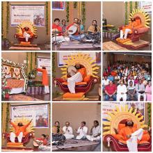 Activity - mahashivratri-mahasatsang