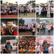 Activity - mumbai-peace-marathon-eye-pledg