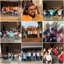 Activity - residential-kriya-camp-3rd-degree