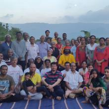 Residential Kriya Yoga Camp