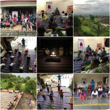 Kriya Yoga Residential Camp - 2017
