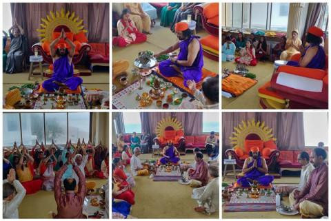 Activity - kriya-yoga-diksha-janmashtami
