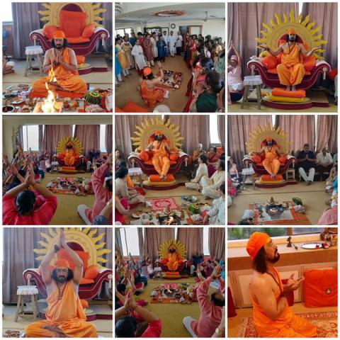 Activity - shabari-mantra-diksha