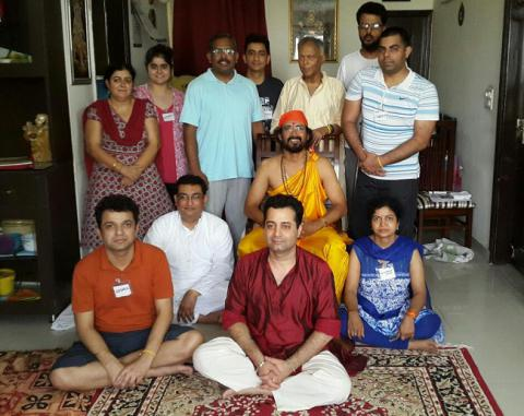 Kriya Yoga Initiation Delhi